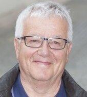 Gert Müller - Chef des PlauenerBergknappenvereins