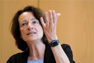 Dagmar Freitag - Vorsitzende des Sportausschusses im Bundestag