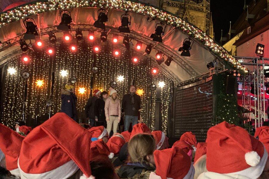 Weihnachtsmarkttour kommt nicht nach Reichenbach