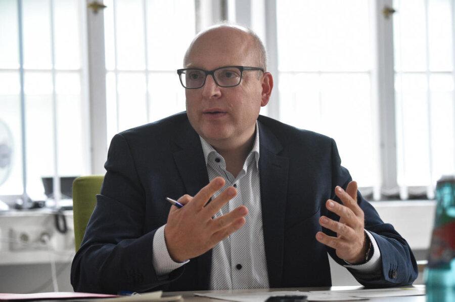 Sven Schulze - Oberbürgermeister