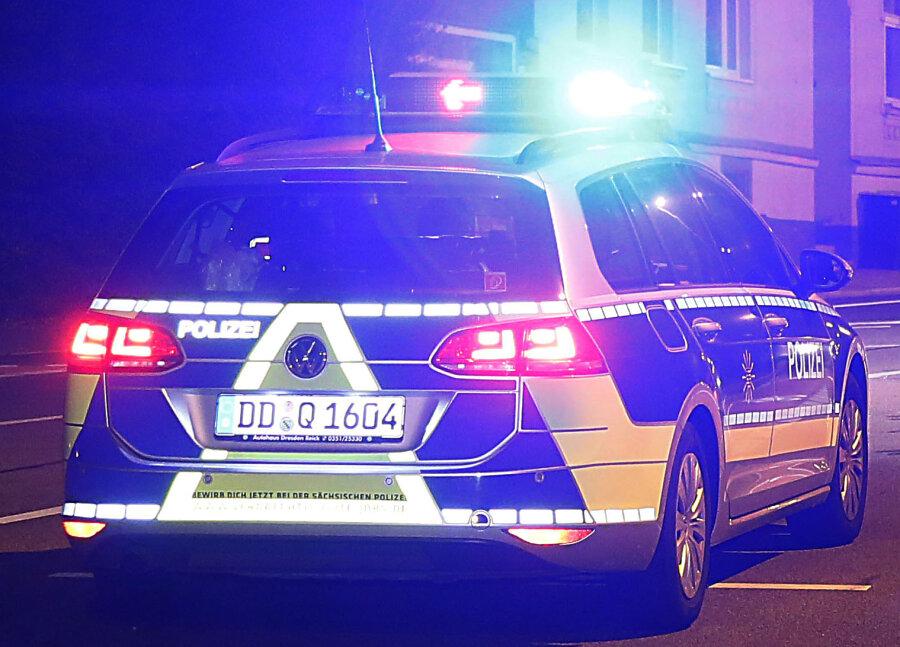Die Polizei musste in Reichenbach Zoff schlichten.