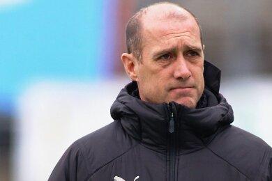 Joe Enochs - FSV-Trainer