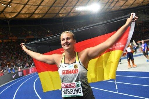 4,70 Millionen Sportfans sahen Christin Hussongs Gold