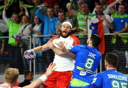 Sieg für Mikkel Hansen und Dänemark