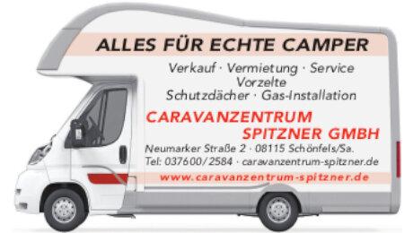 Anzeige: Caravanzentrum Spitzner GmbH