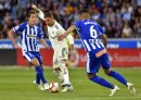 Ramos (M.) verlor mit Real Madrid gegen Deportivo Alaves