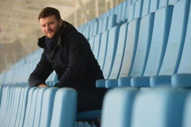 Der gebürtige Pole Daniel Berlinski ist seit Juli vergangenen Jahres Cheftrainer des CFC. Seine Bilanz aus 13 Regionalligaspielen: fünf Siege, zwei Unentschieden, sechs Niederlagen.