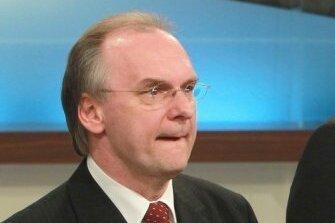 CDU-Spitzenkandidat Reiner Haseloff hat nach der Landtagswahl in Sachsen-Anhalt gute Aussichten, den bisherigen Ministerpräsidenten Wolfgang Böhmer (CDU) im Amt zu beerben.
