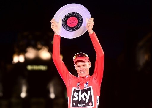 Positiver Dopingbefund bei Chris Froome