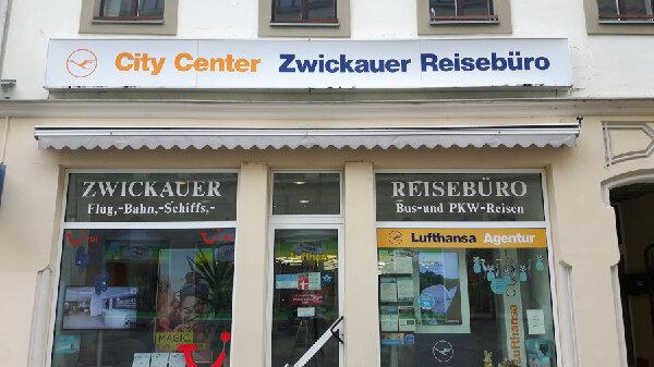 Anzeige: Zwickauer Reise und Lufthansa Center - Wir finden Ihr Traumziel
