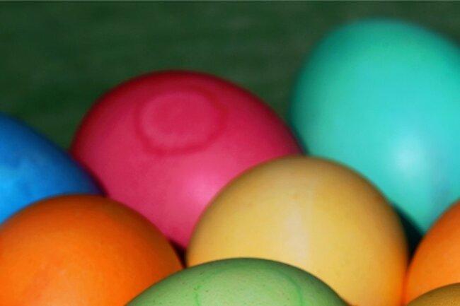 751 Ostereier werden am Sonntag versteckt.