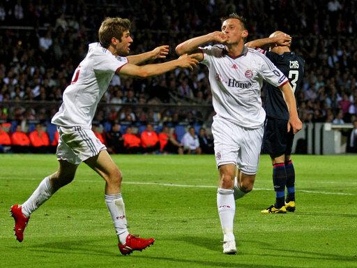 Schießt Bayern ins Finale: Ivica Olic (r.)