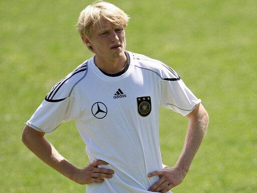 Darf nicht mit zur WM nach Südafrika: Andreas Beck