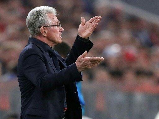 Jupp Heynckes verliert mit den Bayern 1:2 gegen Real