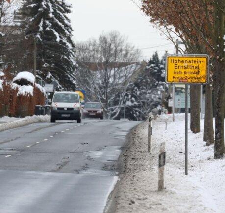 Wann an der Ortsgrenze von Hohenstein-Ernstthal gebaut wird, ist noch unklar.