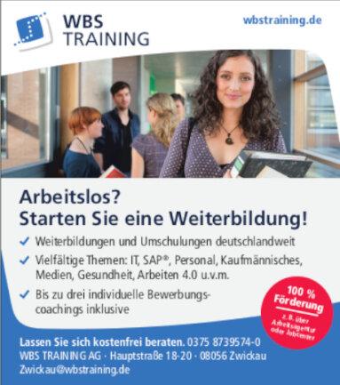 Anzeige: WBS Training AG