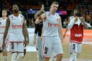 Brose Bamberg ist souverän ins Viertelfinale eingezogen