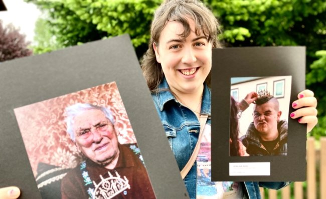 Maggy Lux liebt das Fotografieren - und die Menschen vom Land. In Bernsbach fand sie zehn Einwohner aus allen Generationen und durfte für einen Moment in ihre Gefühlswelt eintauchen.