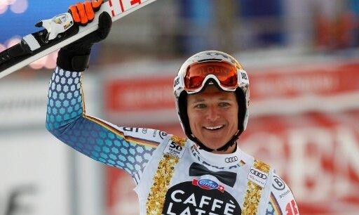 Thomas Dreßen ist Sportler des Monats Januar