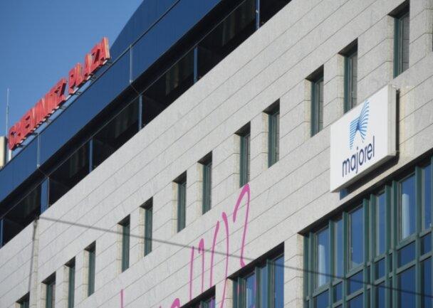 Im Zentrum hat der Callcenter-Betreiber Majorel seinen Sitz. Der Standort soll Ende nächsten Jahres geschlossen werden.