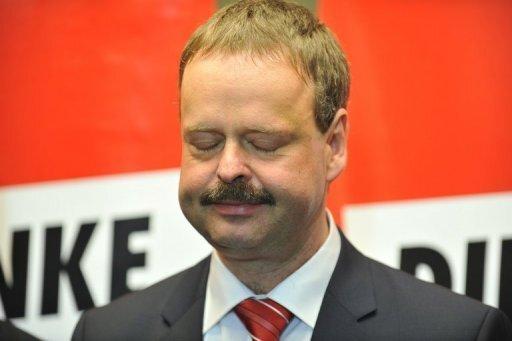 Weil die Sozialdemokraten in Sachsen-Anhalt erneut hinter den Linken landeten, stehen die Zeichen jetzt auf weitere fünf Jahre große Koalition - und damit einem Verbleib von Spitzenkandidat Wulf Gallert auf der harten Oppositionsbank.