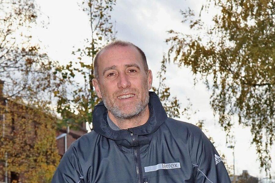 Trainer des FSV Zwickau