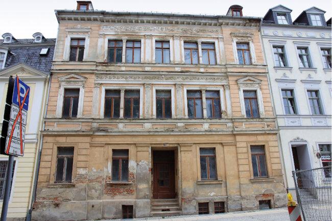Nobelstr. vor der Renovierung