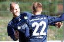 Kimmo Hovi (links) verlässt nach einem halben Jahr den Regionalligisten Chemnitzer FC und wechselt nach Fürstenwalde.