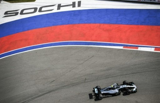Valtteri Bottas belegt die Pole Position in Sotschi