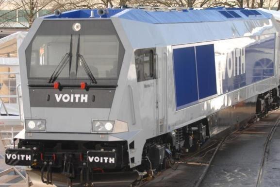 Voith verkauft unter anderem weltweit Hochgeschwindigkeitszüge und Lokomotiven.