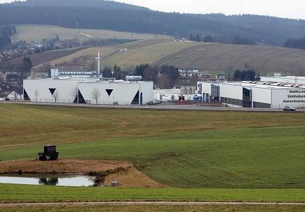 Das Stützengrüner Gewerbegebiet soll erweitert werden.