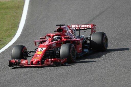 Vettel nach Crash mit Verstappen weit zurückgefallen