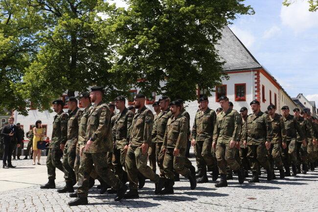 Soldaten online kennenlernen