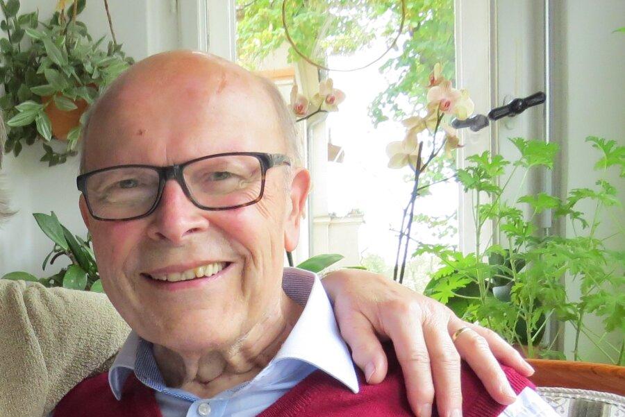 Plauener Wegbereiter der Wende gestorben: Trauer um Thomas Küttler