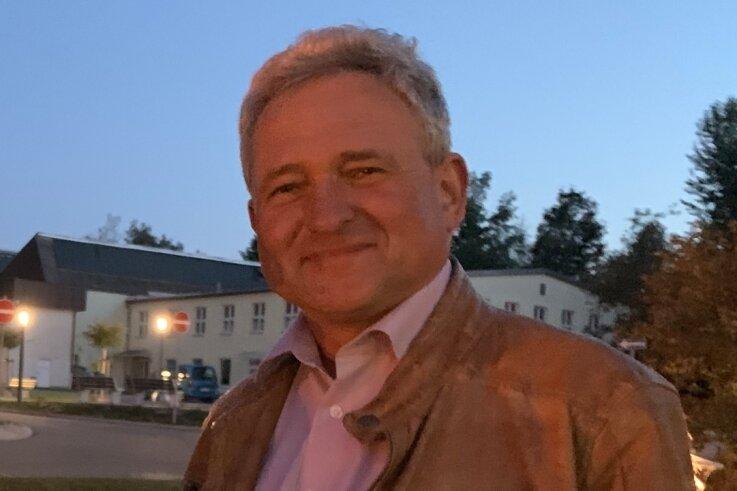 Wahlsieger Michael Franke.