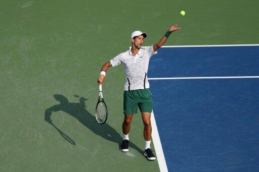Novak Djokovic schrieb in Cincinnati Tennis-Geschichte