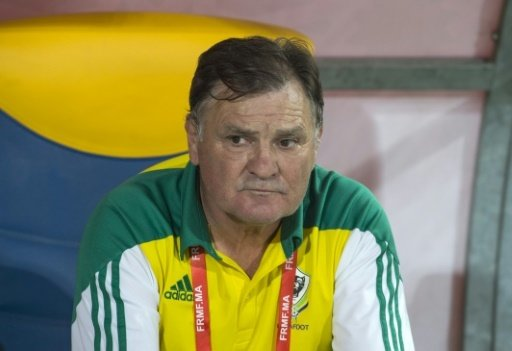 Nicht mehr im Gabun tätig: Jose Antonio Camacho