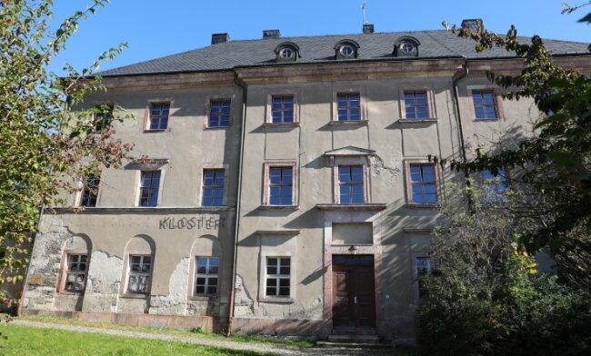 Für das Klosteramtsgebäude in Grünhain gibt es neue Pläne.