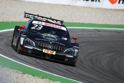 Daniel Juncadella fährt zu seinem ersten DTM-Sieg
