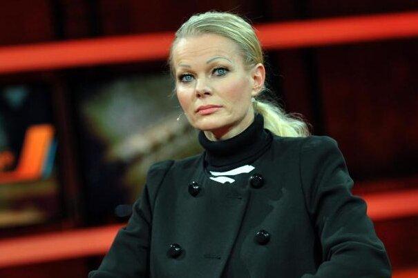 """Kathrin Oertel bei """"Günther Jauch"""""""