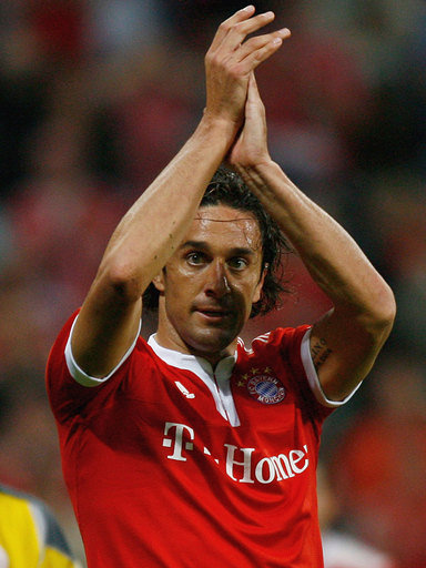 Ciao e grazie: Luca Toni verlässt die Bayern