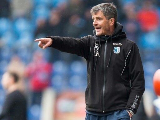 Härtel kann mit dem 1. FC Magdeburg für 2. Liga planen