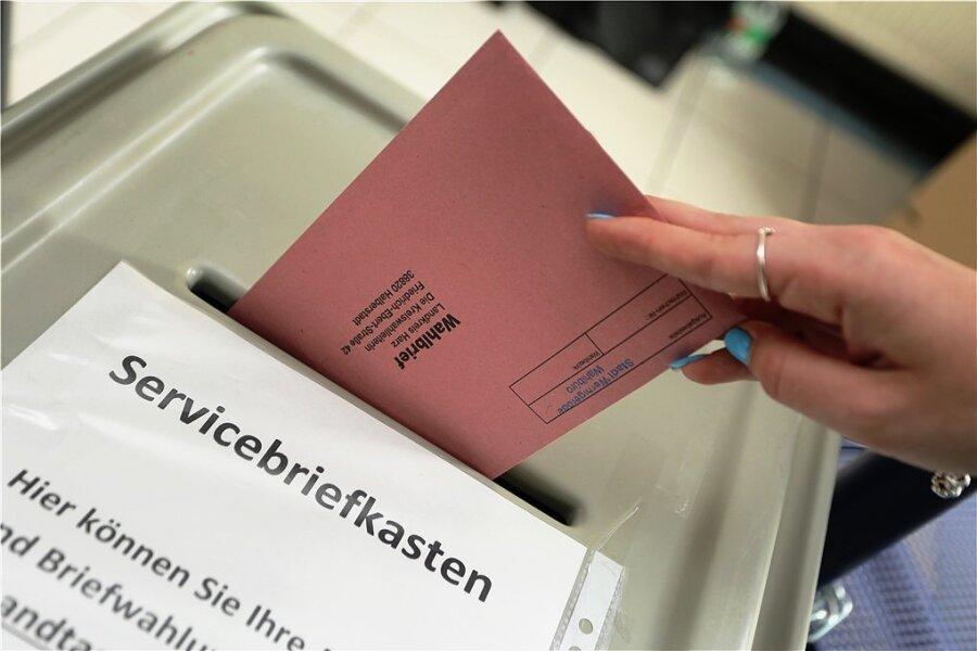 Plauener Rathaus rechnet mit Briefwahl-Rekord