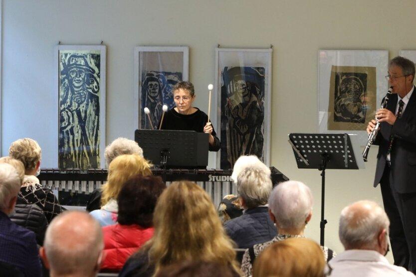 Ausstellung im Glauchauer Ratshof erinnert an den Künstler Johannes Feige