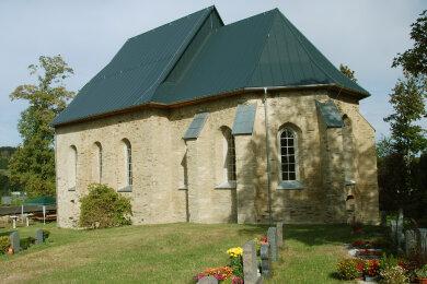 Der Förderverein Wehrkirche Triebel ist für den Wiederaufbau der historischen Wehrkirche mit dem Sächsischen Bürgerpreis ausgezeichnet worden.