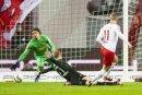 Timo Werner traf gegen Mönchengladbach gleich doppelt
