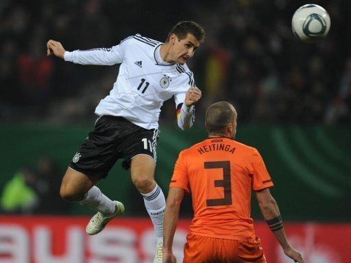 Starker Auftritt nach Verletzung: Miroslav Klose