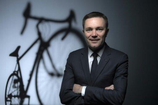 Lappartient stellt mobiles Röntgengerät gegen Doping vor