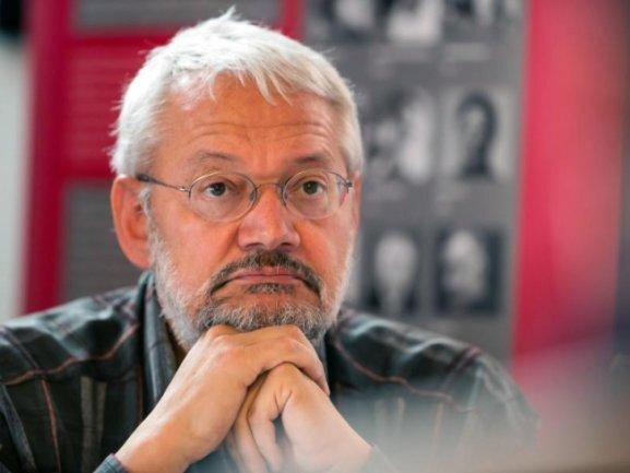Der Autor und Publizist Matthias Biskupek.