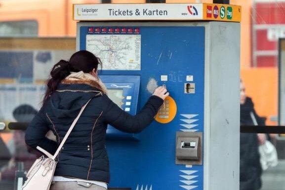 365-Euro-Ticket Thema vor Wahl in Leipzig und Dresden
